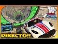 CARRERAS CON SUBS!! EN DIRECTO!!! GTA V ONLINE | DEWRON
