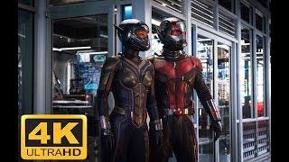 Первый тизер-трейлер к фильму : Человек-Муравей и Оса (2018) |4K ULTRA HD
