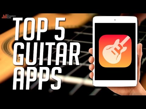 Top 5 IOS Guitar Apps