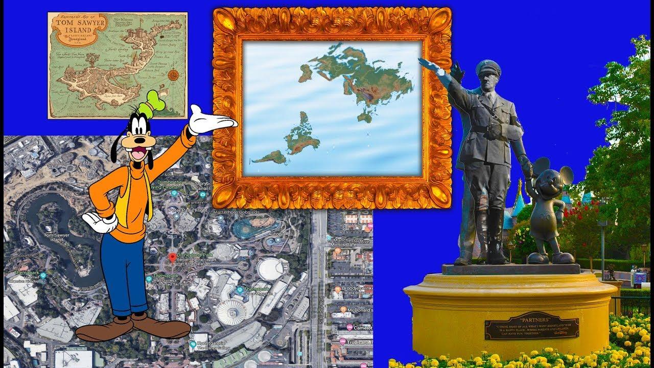 Google maps revised: we hebben een nieuw Copernicus, 'godgevlamste', een nieuwe aarde en een nieuwe universum map