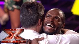 Anton Stephans is the second Over through!| Judges Houses | The X Factor 2015