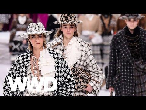 Watch Karl Lagerfeld's Final Chanel Show