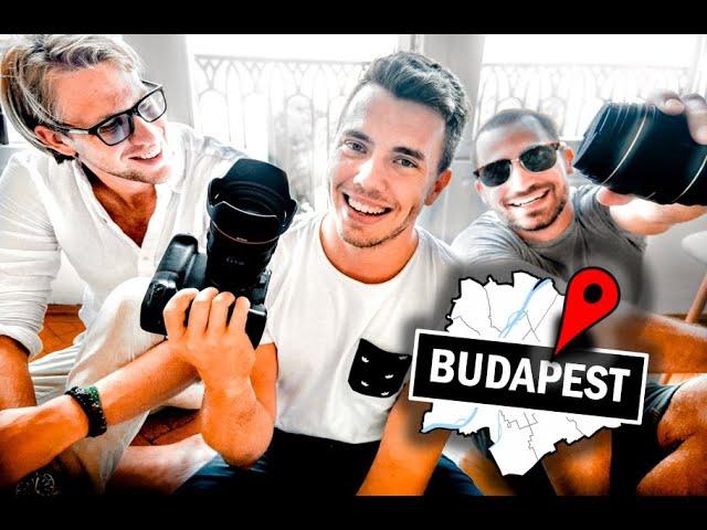 Mindenkinek volt 24 ÓRÁJA fotózni Budapesten