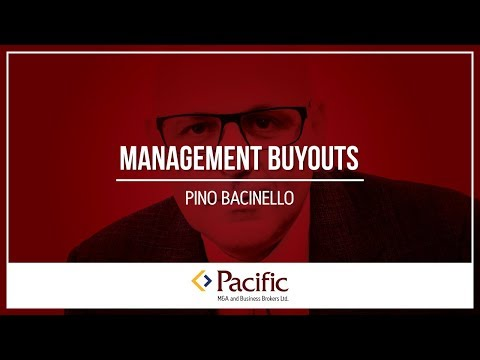 About Managment Buy outs/ins (MBO's)