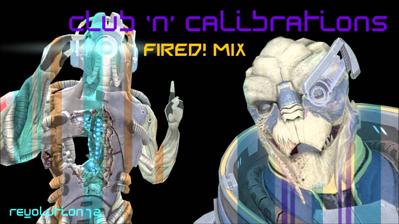Club 'n' Calibrations (Fired! Mix) - Mass Effect Inspired  Electroswing/House Music