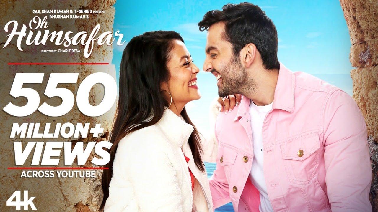Oh Humsafar: Neha Kakkar, Himansh Kohli's Love Song Is Viral