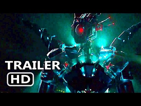 COLOSSAL Giant Robot Trailer (2017) Anne Hathaway Sci-Fi Monster Movie HD