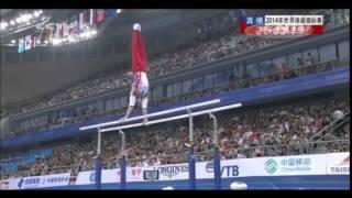 内村航平 Kohei Uchimura, AA Final - NANNING 2014 World Artistic Gymnastics Championships 体操世锦赛男子全能决赛