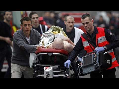 Charlie Hebdo Shooting: At Least 12 Dead in Paris Attack