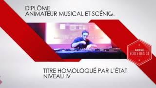 Formation d'animateur musical et scénique à l'école des DJ UCPA