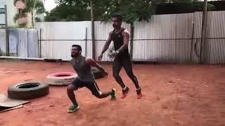 #Fitness Centre - #Ravi's Crossfit