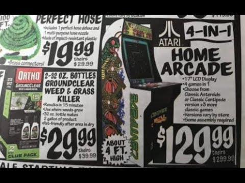 Arcade1Up Wholesale At Ollies Cheap Arcade 1Up from rarecoolitems