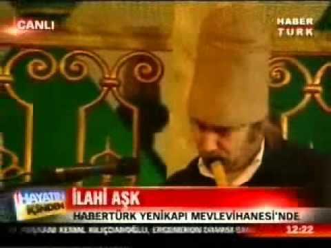 Neyzen Emre Tombul - Ney Taksimi - Yenikapı Mevlevihanesi