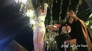 شاهد.. رقص شمس الكويتية فى مول بغداد