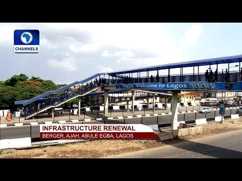 EyeWitness: Ambode Commissions Infrastructure Projects To Mark Lagos@50