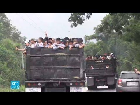 ترامب يهدد بنشر الجيش الأمريكي على الحدود المكسيكية..والسبب؟  - نشر قبل 58 دقيقة