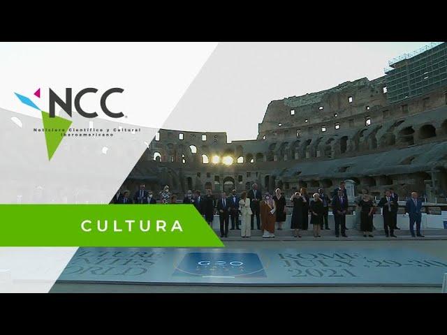 Proteger el patrimonio cultural del cambio climático, entre los objetivos del G20
