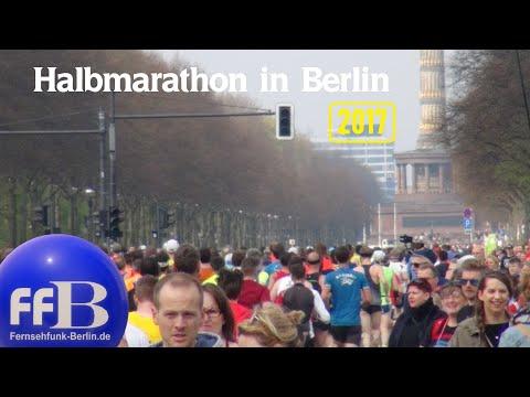 37. Halbmarathon in Berlin 2017