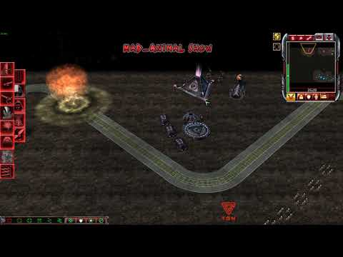 (TD Mod Test) CnC 3 Kanes Wrath One Vision Mod TD Map Renegades #24 HD