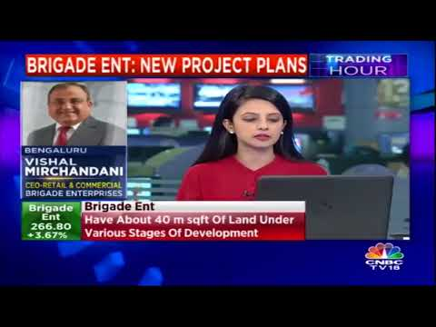 Brigade plans to spend up to Rs10,000 crore over 3 years