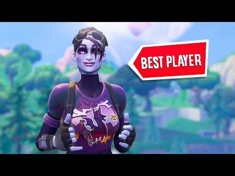 This is why I'm the BEST PLAYER on the team! | Fortnite Battle Royale