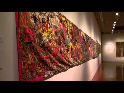 Aminah Robinson at Columbus Museum of Art