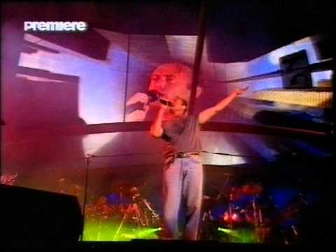 Genesis Live 1992 Knebworth Jesus He Knows Me (Better Quality)