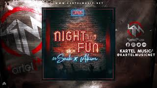 Mr Saik Ft Akim Night And Fun Audio Oficial.mp3