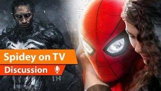 Sony Developing Multiple Spider-Man Based TV Series thumbnail