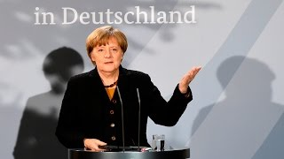 Time Magazine names Angela Merkel 2015 'Person of the Year