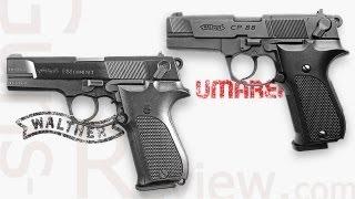 видео Umarex Walther СР 99