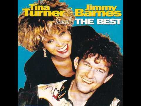 """Jimmy Barnes & Tina Turner - Simply The Best 12"""" Extended ..."""