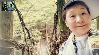 徳島 【奥祖谷二重かずら橋】・『男橋』『女橋』(今治おかん ❗️🐷2018/10/15