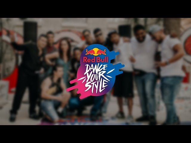 Redbull Dance Your Style 2019 - Marseille