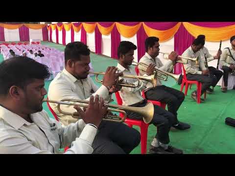 Morya Kala circle brass band bonkode (Omkar Pradhan)
