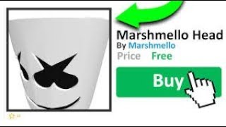 How to Be Marshmello In Roblox (WARNING MIGHT GET BANNED!!)