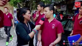 مراسلة الحكاية تسأل الشباب في الشارع