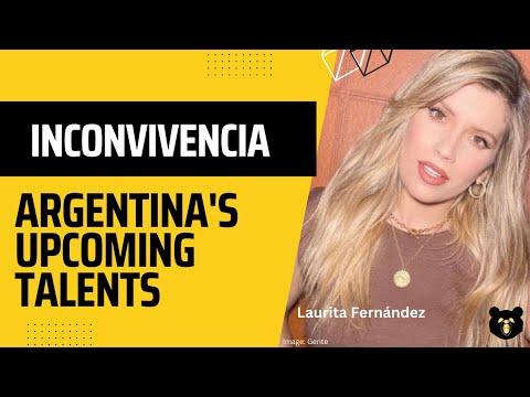 Laurita Fernández & Director Mariano Hueter | BERLIN SERIES FESTIVAL
