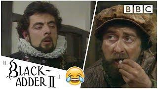 Teaching an idiot basic maths   Blackadder - BBC