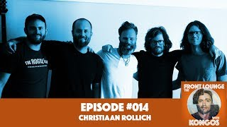 The Front Lounge #014 - Christiaan Rollich