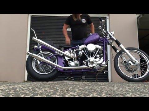 1950 Harley Davidson Panhead for Sale Sydney Australia $24,500