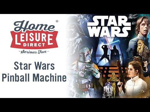 Star Wars Pro Pinball Machine (STERN 2017)