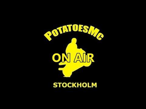 PotatoesMC på Sveriges Radio P5 Stockholm