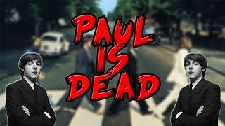 Video Paul is Dead Conspiracy download MP3, 3GP, MP4, WEBM, AVI, FLV Agustus 2017