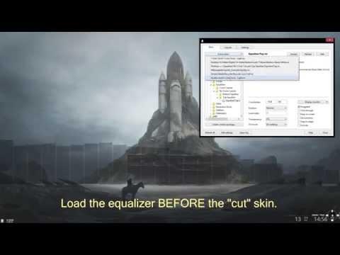Rainmeter 3D Visualizer Effect Tutorial