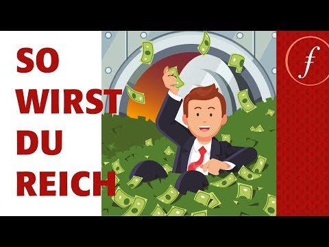 3 GRÜNDE, warum die meisten Menschen nie reich werden