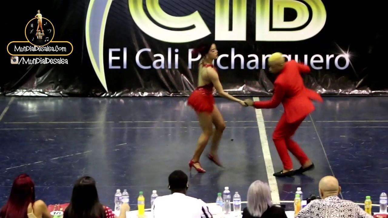 Hellen Rodriguez y Julian Andres