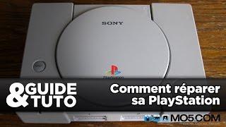 [Tuto] Comment réparer sa PlayStation (PS1) | Jeux vidéo par Gamekult