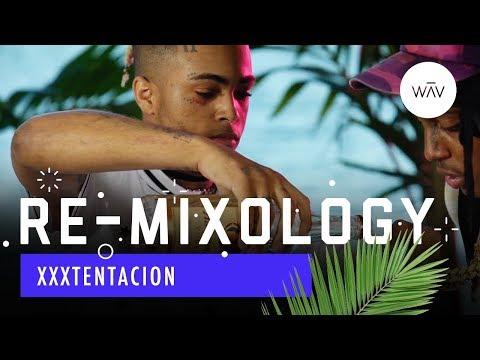 XXXTentacion and Ski Mask The Slump God Mix Drinks | Re-Mixo