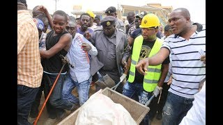 Governor Mike Sonko speech during the Nairobi monthly clean-up exercise in Ruai